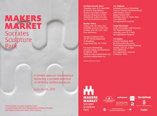 Makers Market OPENS tomorrow