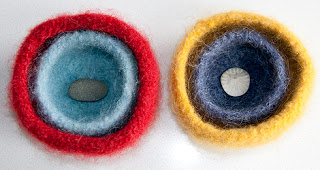 Knit Nesting Bowls