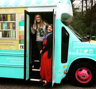The Nod Bookmobile