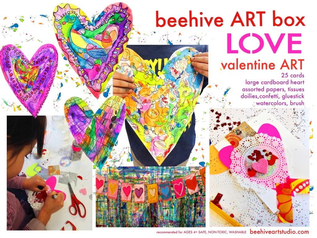 Beehive Love box (3)