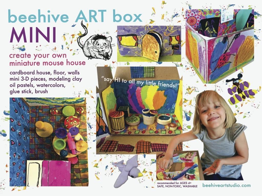 Mouse House Box