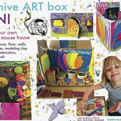 MouseHouseBox